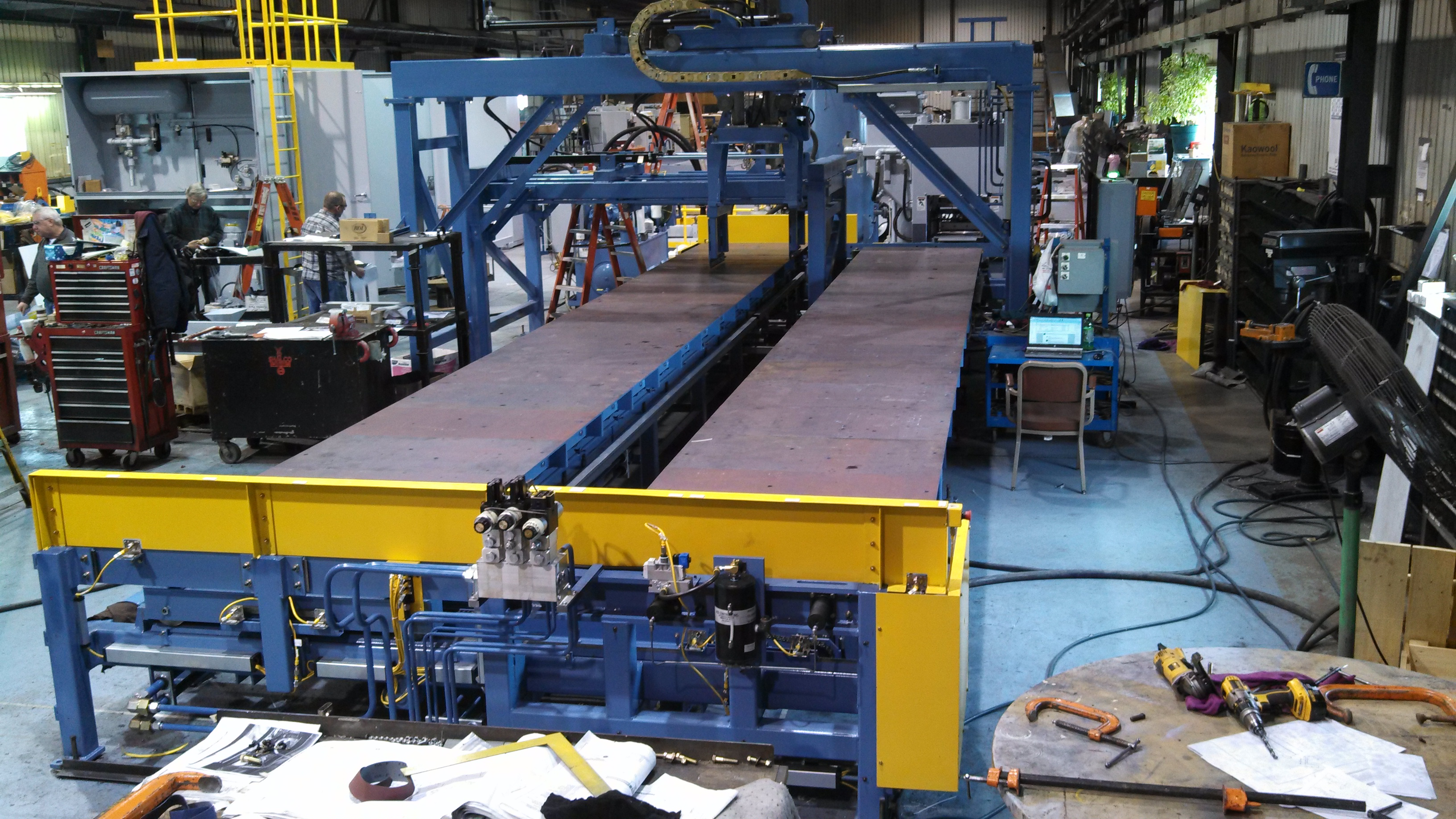Mold Handling Systems by Sinto America, Foundry Manufacturer