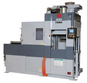 Ferroloy Purchases Third FDNX-1 Molding Machine and Sand Feeder
