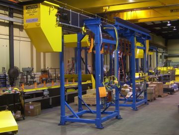 Accumulating Pallet Conveyor: flexible and modular design