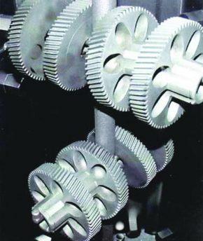 SHBX Spinner Hanger Blasting Application