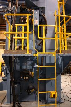 KSB Spinner Hanger Platforms and Ladders