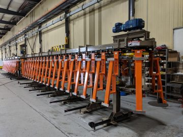 Vertical Indexing Conveyors