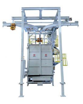 KSB Spinner Hanger Shot Blast Machine