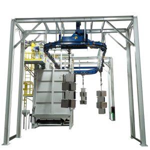 KSB Spinner Hanger Open Loop Track
