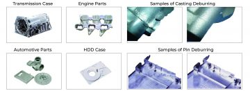 DZB Aluminum Spinner Hanger Applications