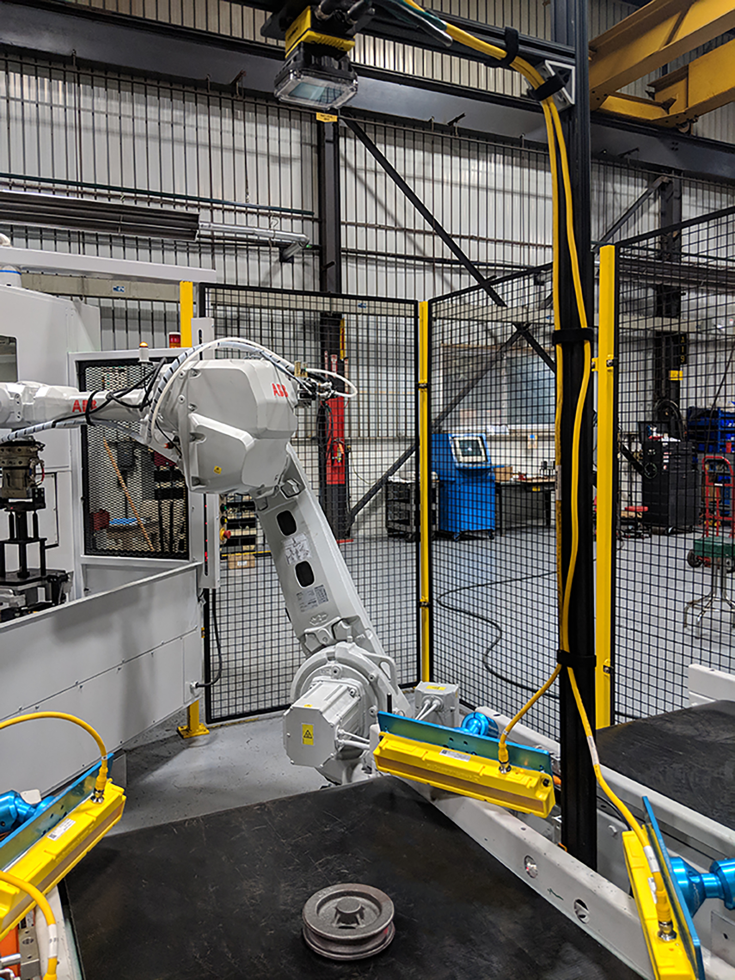 automatic barinder loading  unloading sinto america