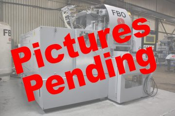 FBO-II Flaskless Molding Machine Used Equipment