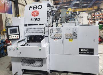 fbo test center molding machine