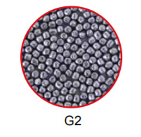 carbon steel cut wire for shot peening G2