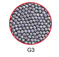 carbon steel cut wire for shot peening G3