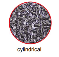carbon steel cut wire for shot peening cylindrical