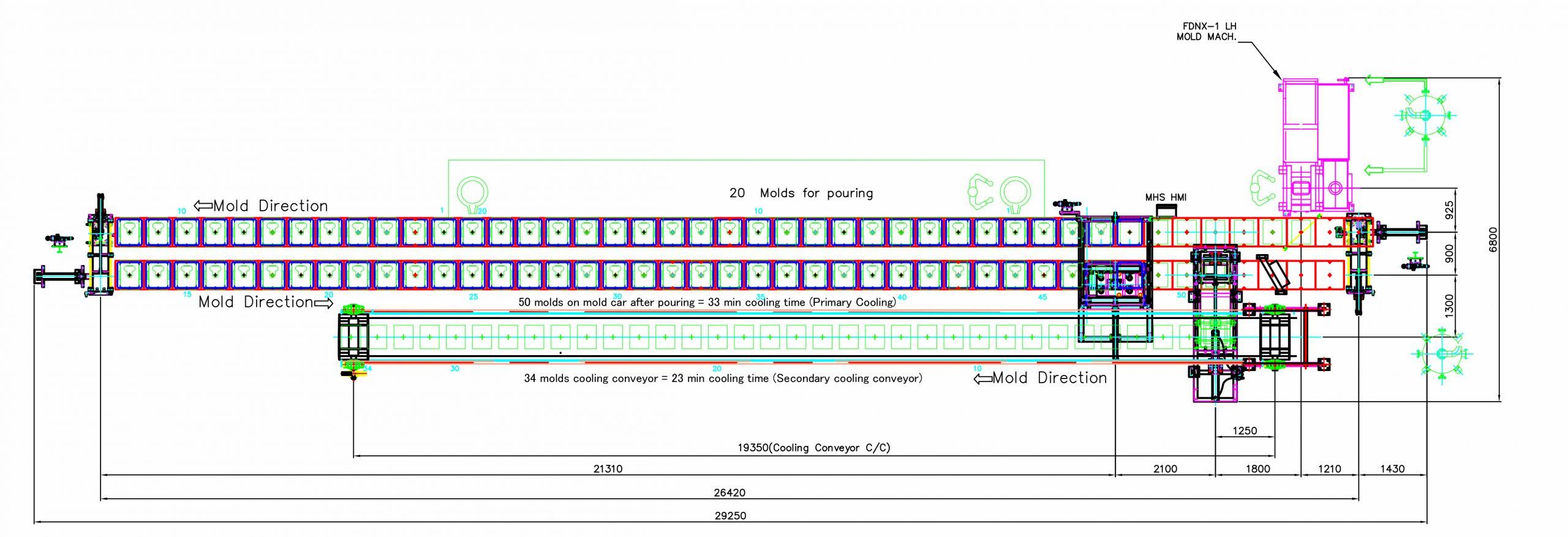 FDNX-1 MHS LH COLOR