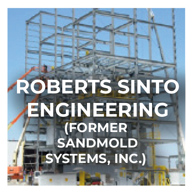 Roberts Sinto Engineering Former SandMold Systems